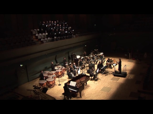 Edgard Varèse - Ecuatorial - Ensemble intercontemporain
