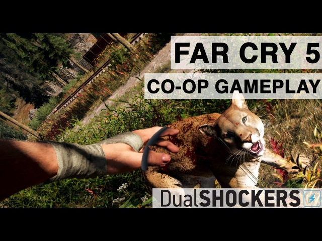Far Cry 5 Co-op Gameplay | 4K