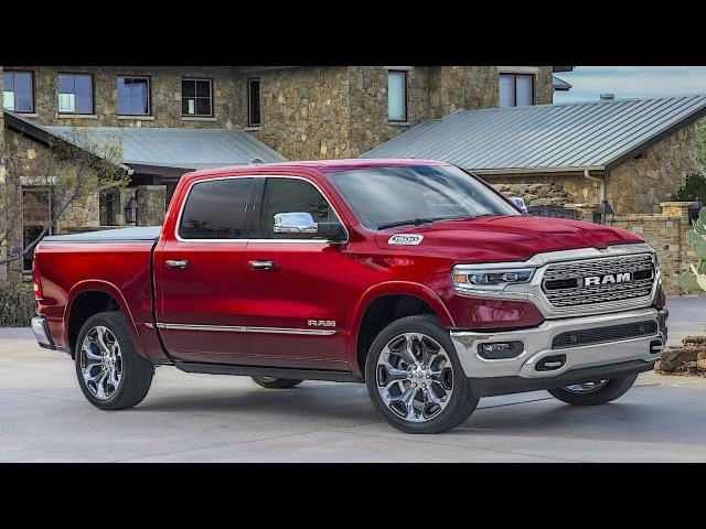 2019 Ram 1500 Limited No Compromise Truck Durability Technology and Efficiency