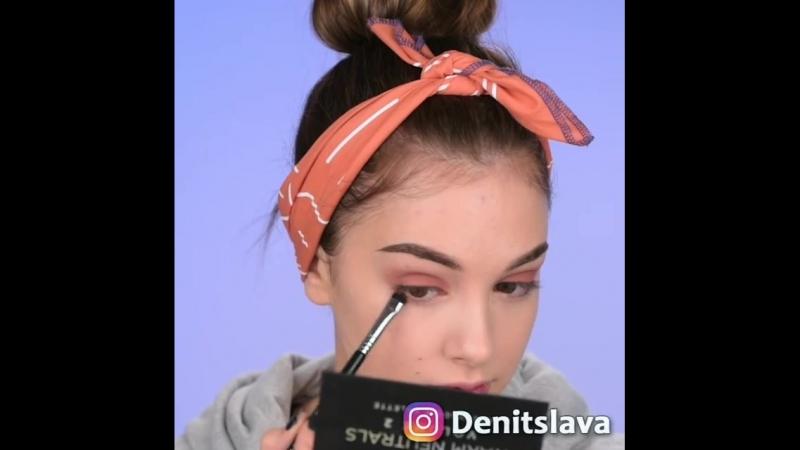 Миленький дневной макияж 💗✨