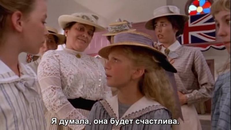 Road to Avonlea s01e04 The Materializing of Duncan
