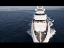Роскошная яхта Formosa