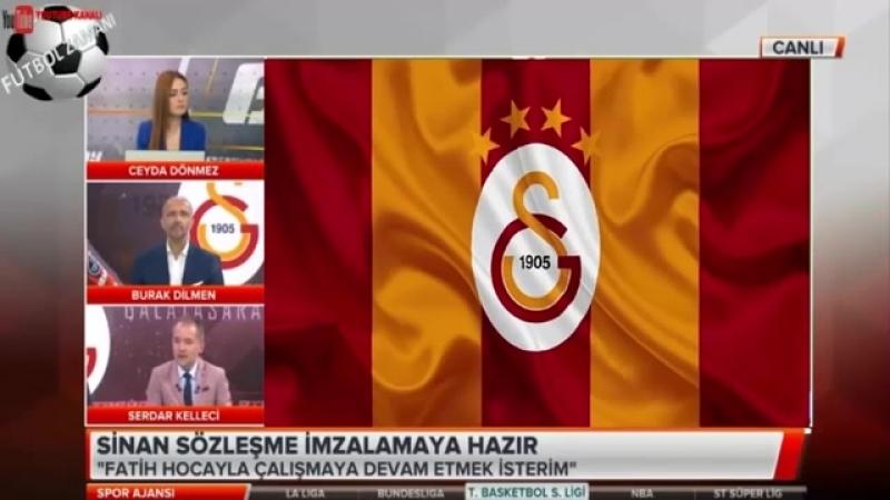 Galatasaraydan Emre Mor transferi! ve Sinan Gümüş yorumları