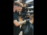 Delta Psi Barbershop
