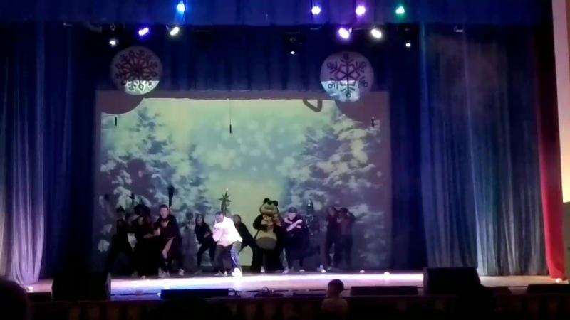 школа современного танца Шоу А5. сказка несуразка