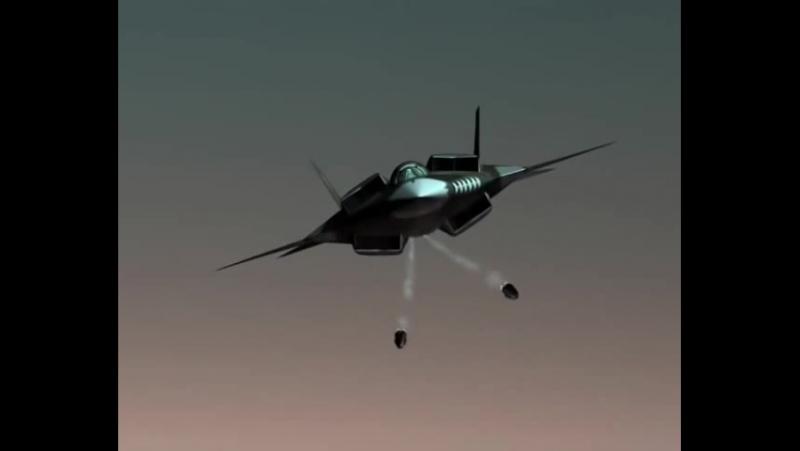 АТН-51 _Чёрная чума_ Новейший российский истребитель
