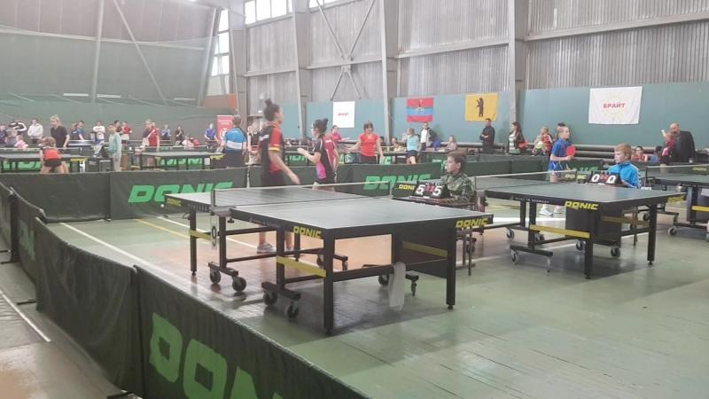 Игра за первое место в группе Аманкулова - Кварчия (Самара)