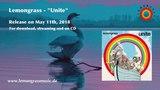 Lemongrass - Unite (Album Trailer)