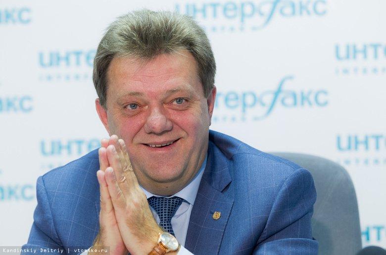 Мэр Томска Иван Кляйн получил почетный знак за многолетний труд