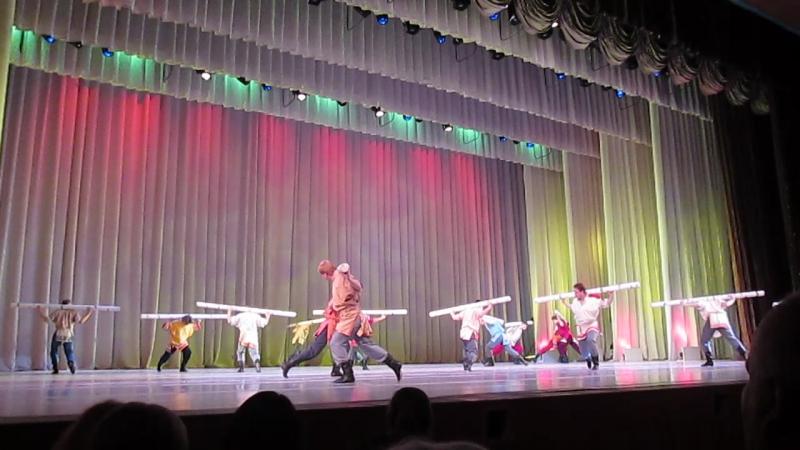 Ансамбль-Танца сибири имени Годенко