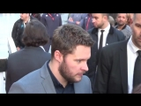 Jack Reynor Madeline Mulqueen @ Paris 9 may 2017 _ mai _ premiere of the movie HHhH