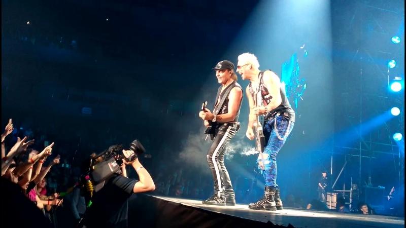 Scorpions- Blackout (Краснодар 30.10.2017)