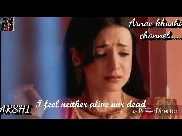 Arnav khushi V36 Jag Suna Suna Lage... With English subtitles...