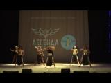 L I B E R T Y Dance Project - Arabian Diamonds (Фестиваль Легенда 2017)