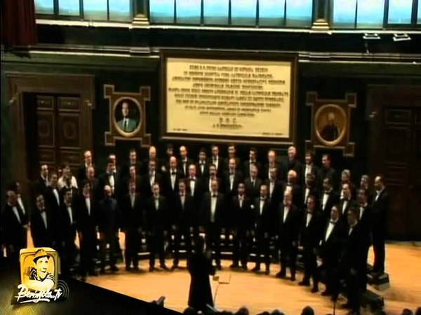 Boga Boga XV Aniversario del Coro de Voces Graves de Madrid