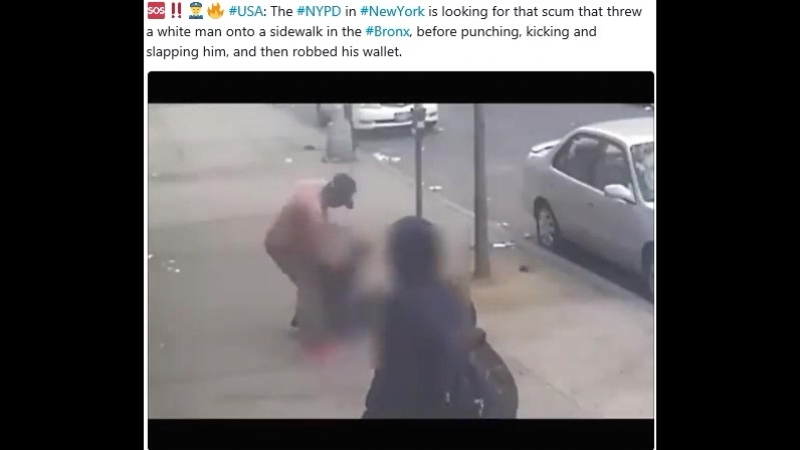 So sind sie halt die Nigger