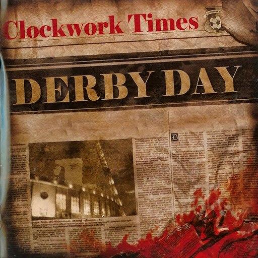 CWT альбом Derby Day