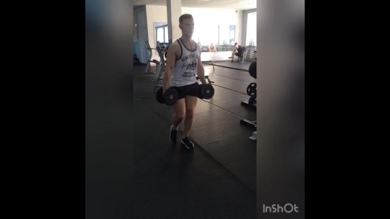 Игорь Соболев - Круговая тренировка
