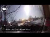 В небе над Детройтом пролетел метеорит
