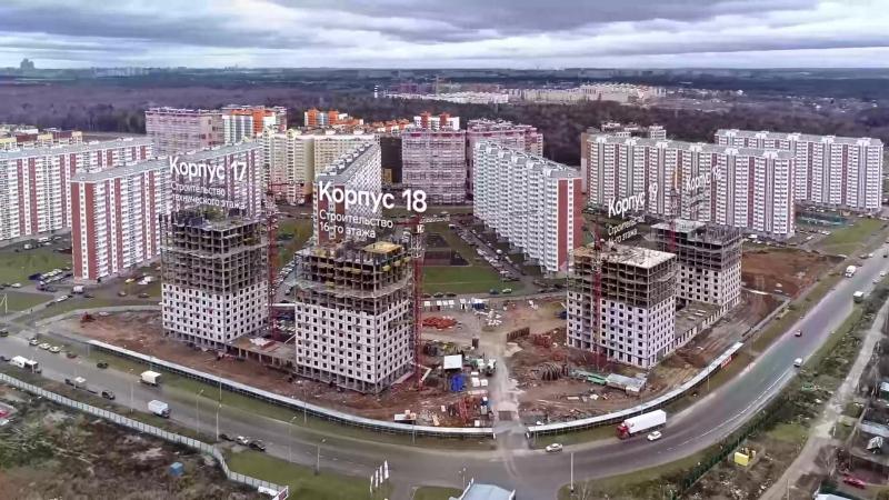 Восточное Бутово ПИК 17.12.2017