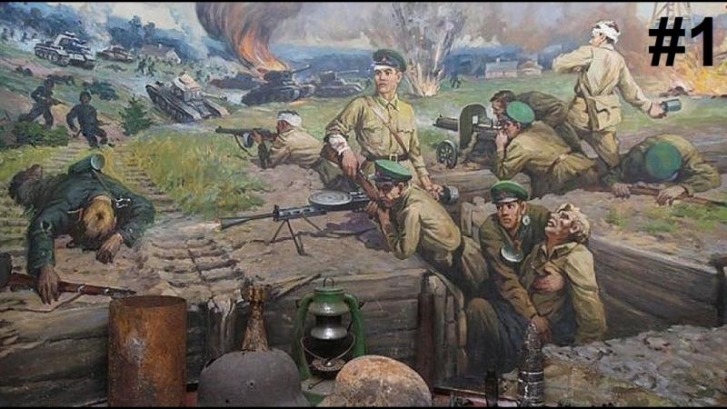 Обзор мода В июне 1941. В тылу врага 2 Лис пустыни. Первый взгляд. Часть 1. Ермаков Александр.