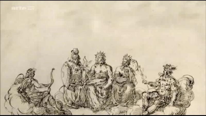 05 Мифы древней Греции Афина Мудрая воительница