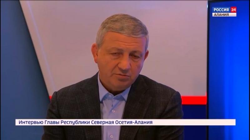 В.Битаров о строительстве кремниевого завода в г.Беслане