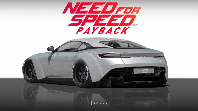 Need For Speed / PayBack / Жигуль в деле