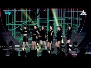 [예능연구소 직캠] 씨엘씨 블랙드레스 @쇼!음악중심_20180224 BLACK DRESS CLC in 4K