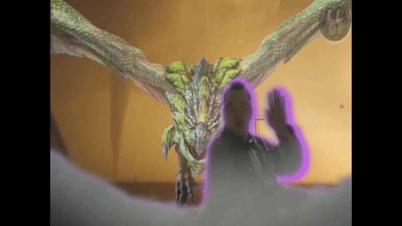 Черный дракон - высоко