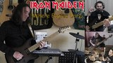Iron Maiden - Where Eagles Dare full cover collaboration