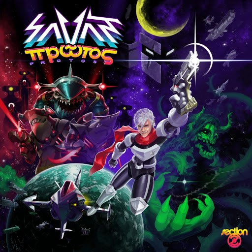 Savant альбом Protos
