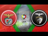 Бенфика 2:1 Портимоненси | Чемпионат Португалии | Примейра Лига | 5-й тур | Обзор матча