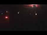 Ещё одно видео (Очевидец: прямо сейчас горит жилой дом в Кобринском районе аг. Дивин)