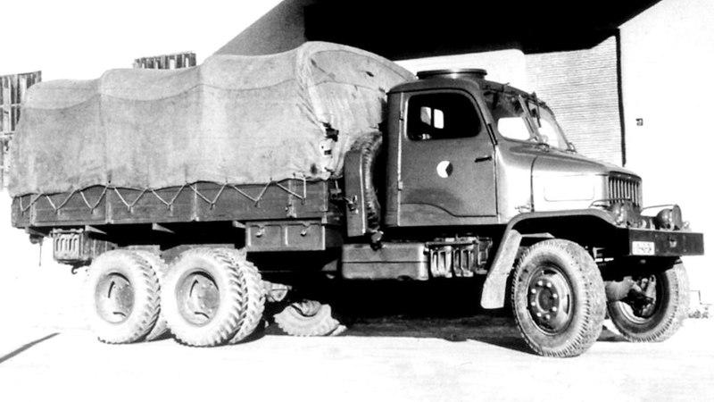 Praga V3S 1953 83