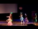 Танец кукол.Отчетный концерт Детской филармониируководитель Лариса Артюшкова