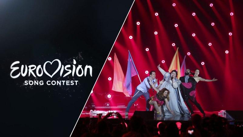 Bojana Stamenov - Beauty Never Lies (Serbia) - LIVE at Eurovision 2015 Grand Final