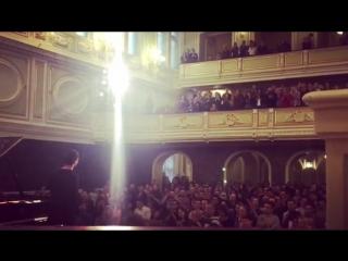 Концерт Тиграна Амасяна 2 мая 2017 в Капелле Санкт-Петербурга