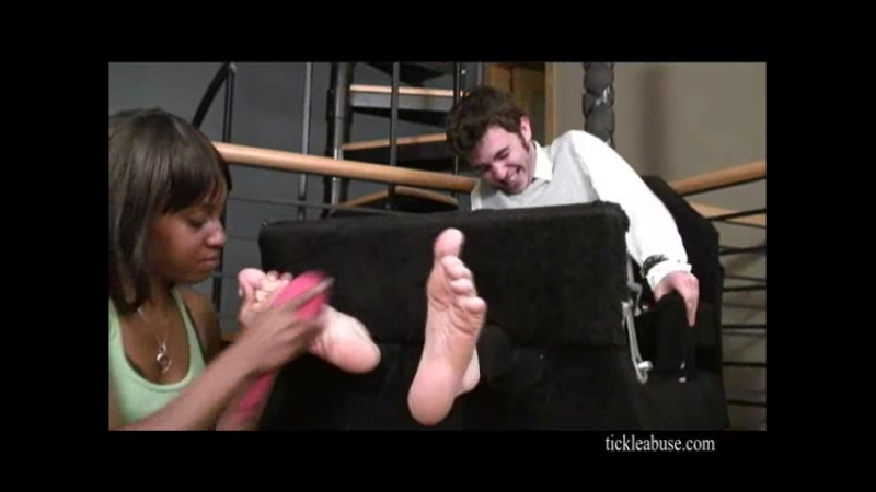 Evil Foot Tickle