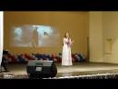 20.03.2018 Настя Авилкина, песня Небо славян