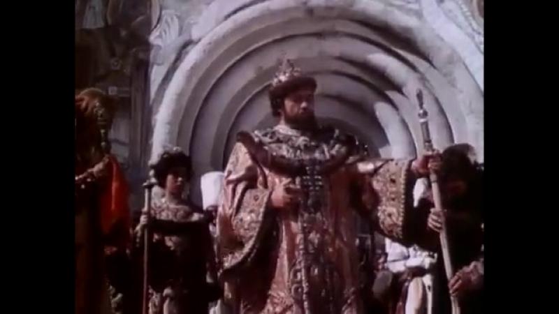 М. Мусоргский «Борис Годунов», фильм-опера.