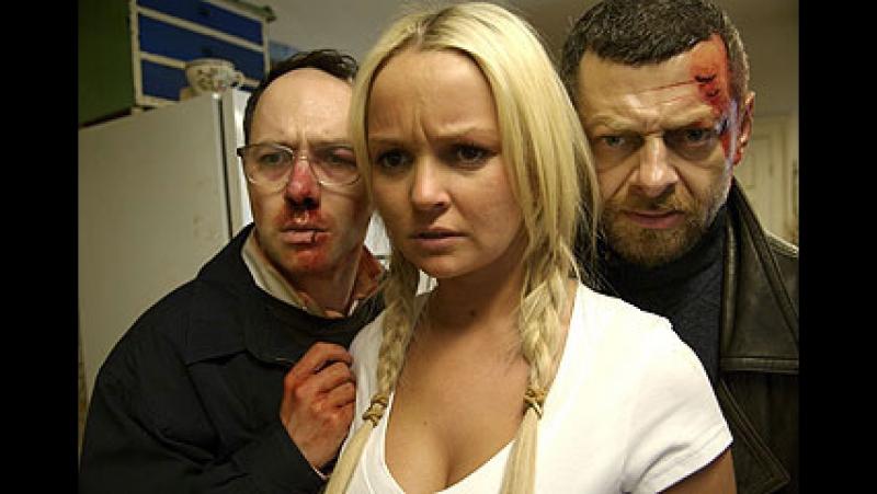 Коттедж (2008) триллер, Великобритания
