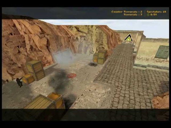 CS 1.6 Match: reFraction vs. Torx Cal-o de_cpl_fire