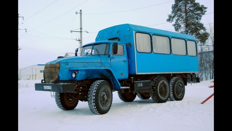 Ural 4320-41 Spintires