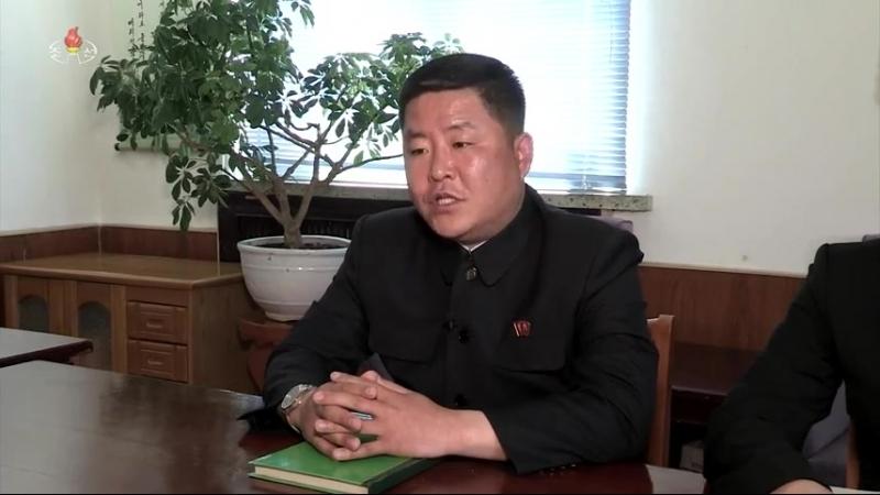 조선로동당 중앙위원회 제7기 제3차전원회의소식에 접한 각계반향(2)