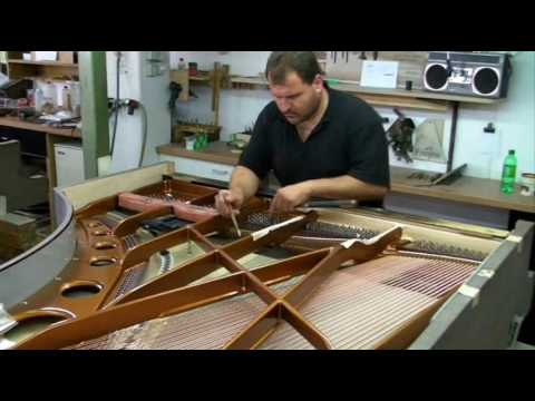 Bösendorfer: Visit at Bösendorfer Klavierfabrik