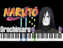 Orochimaru's Theme - Naruto Shippuden [Piano Tutorial] Synthesia