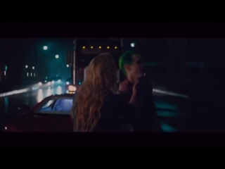 Suicide Squad Harley Quinn The Joker Alan Walker Faded mp4
