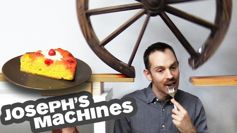 The Cake Server   Joseph's Machines   Машина Голдберга