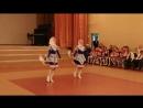 4в класс танец на песню Зима к 8 марта